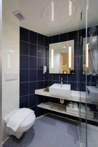 hotel, new, bathroom