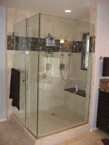 shower, bathroom, large